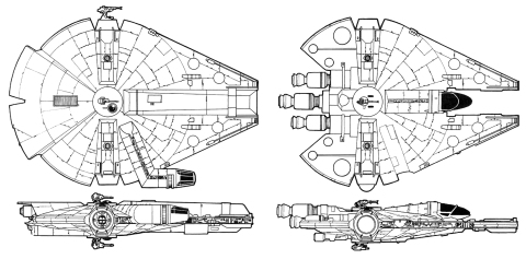 YT-1300 variants from Galaxy Guide 6